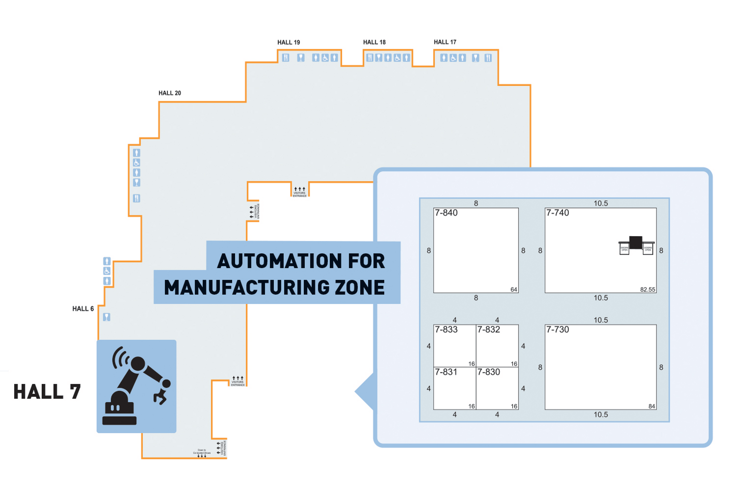 Hall 7 Automation Zone